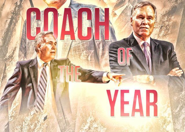 年度最佳教练:迈克-德安东尼