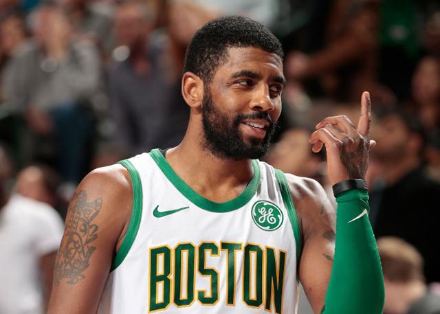 欧文:热爱篮球本身 但希望在35岁前退役