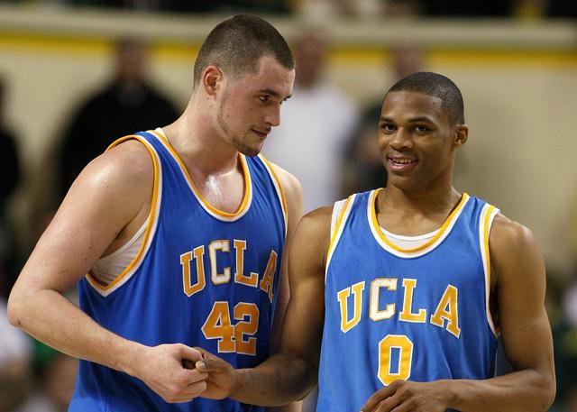 乐福长篇专访:在UCLA就意识到威少会成巨星