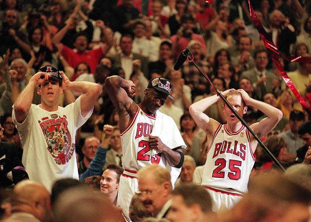 科尔谈97年总决赛制胜球:拥有这样的时刻真棒
