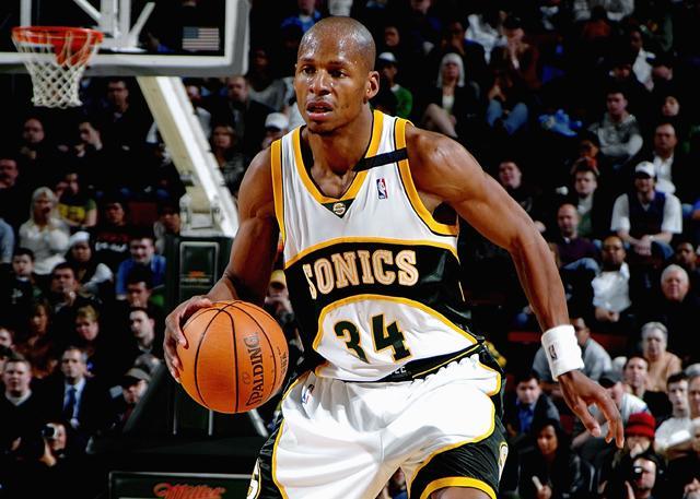 阿伦呼吁NBA重回西雅图:这里该有支球队