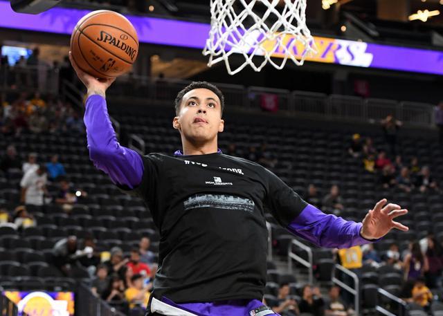 私人训练师:库兹玛是NBA最好的新秀
