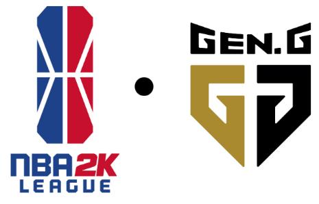 NBA 2K 职业电竞联盟宣布GEN.G成立上海战队
