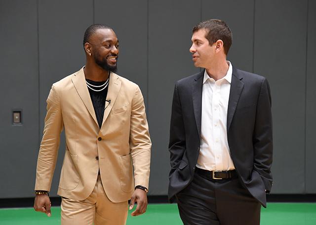 沃克:少帅最吸引我的地方是他对篮球的热爱
