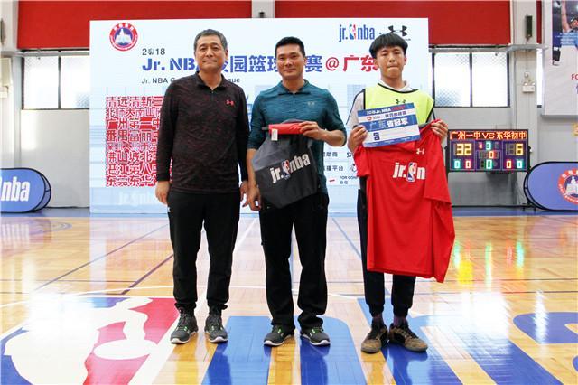 叶樽同学发挥稳定夺得技巧挑战赛广东省个人冠军