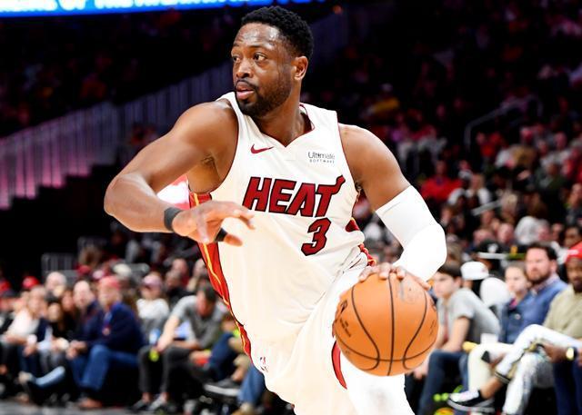 韦德:不会复出 篮球对我来说已经成为过去