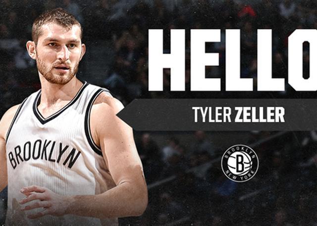 官宣:篮网与泰勒-泽勒签下一份多年合同