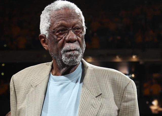 拉塞尔成为NBA终身成就奖首位获得者