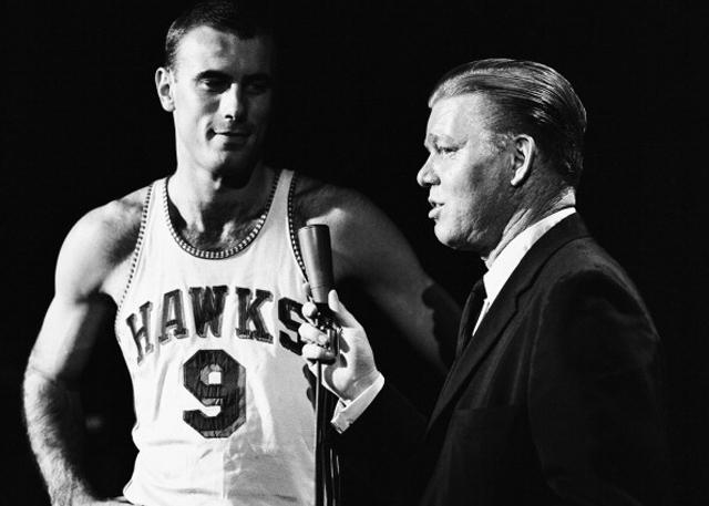 NBA50大巨星之鲍勃-佩蒂特——首任鹰王的传奇一生