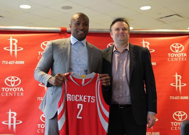 官宣:火箭正式签下PJ-塔克 将身披2号球衣