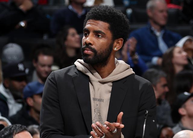篮网球员:若欧文来波士顿 嘘声会大十倍