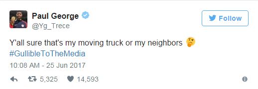 住宅前惊现搬家卡车?泡椒:别轻信媒体