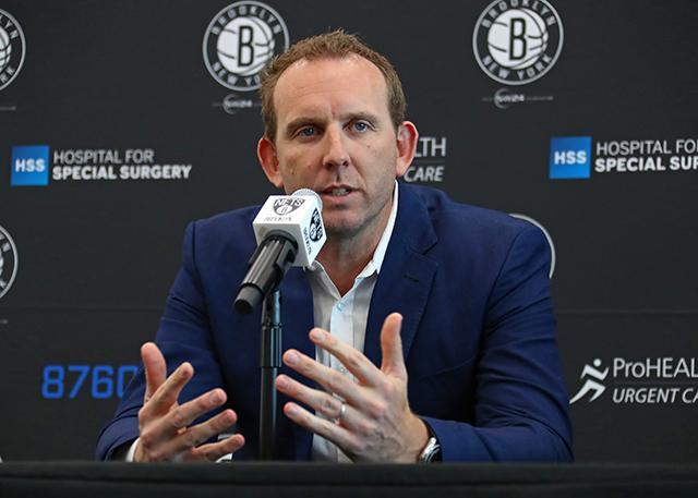 篮网GM:不急于让KD复出 必须等他完全康复