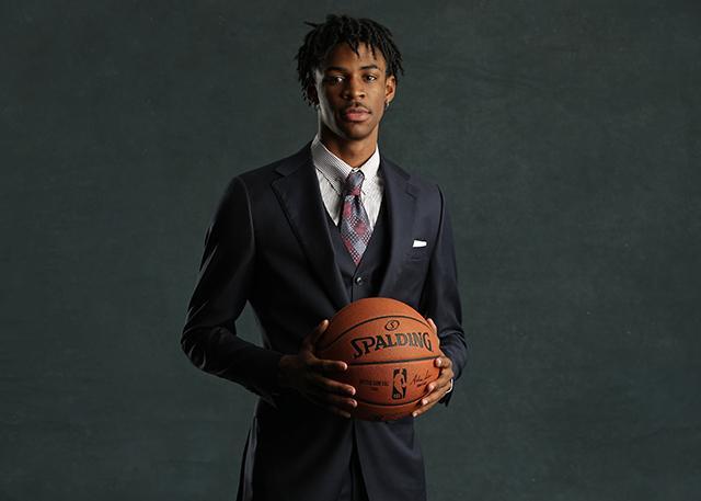 2019年NBA选秀球员之贾-莫兰特