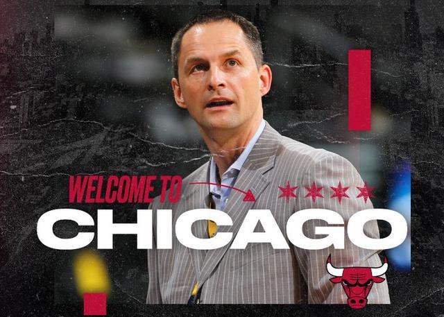 卡尔尼绍瓦斯成为公牛新任篮球运营副总裁