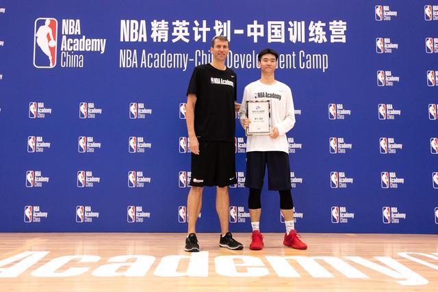 NBA精英计划-中国训练营在天津武清NBA中心成功举办