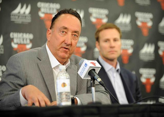 公牛总经理加尔-福曼离职 在球队工作22年
