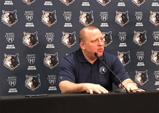森林狼老板:对球队下赛季期望很高