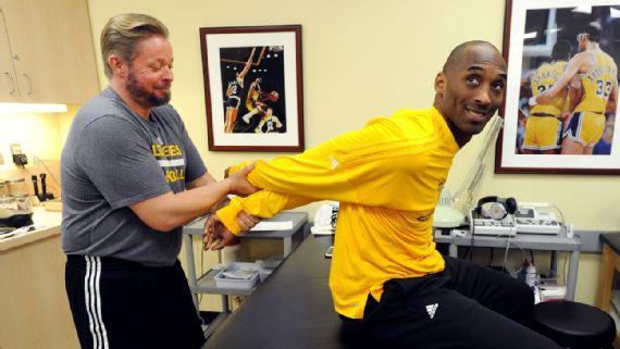 ESPN长文揭秘:37岁科比的训练日常
