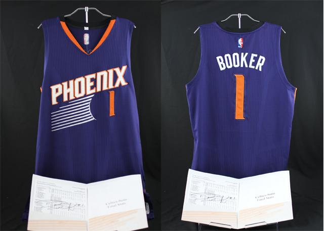 布克70分战袍将入驻篮球名人堂