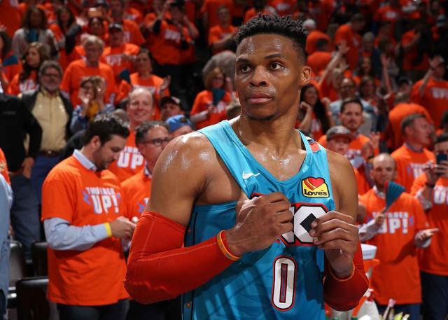 NBA大数据:进攻端迷失 膝盖手术如何影响威少