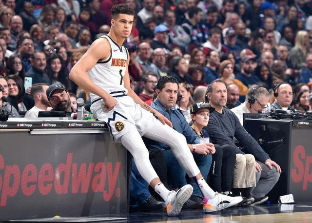 小波特:停赛对我来说是好事 我还在康复中_NBA中国官方网站