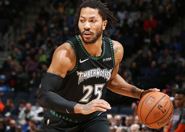 罗斯:手肘伤势无碍 2-3周后便可恢复投篮