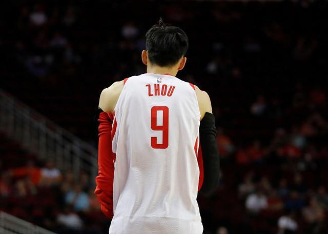 由季前赛看周琦的NBA征途:但竭所能 莫问前程