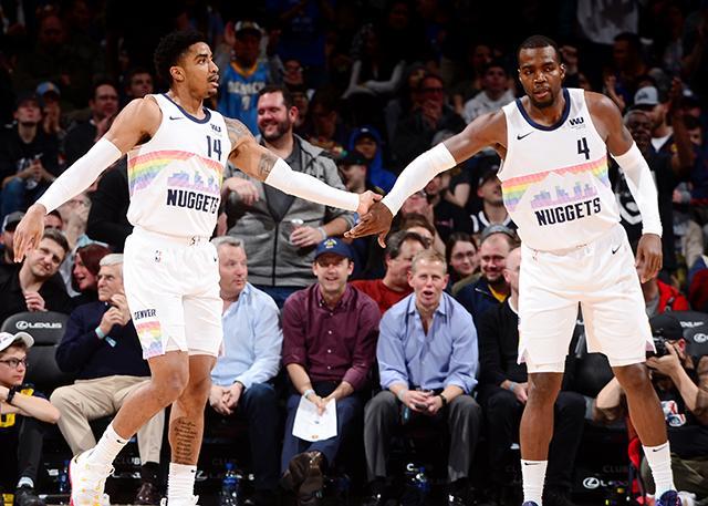 NBA大数据:掘金靠什么一飞冲天
