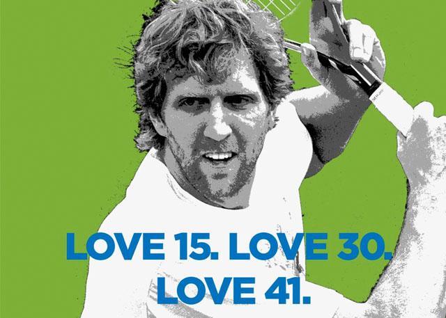 德克:网球名人赛的收入全部将捐给受灾家庭