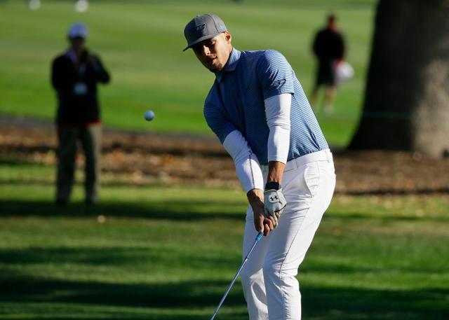 库里将迎职业高尔夫首战:目标走下发球台