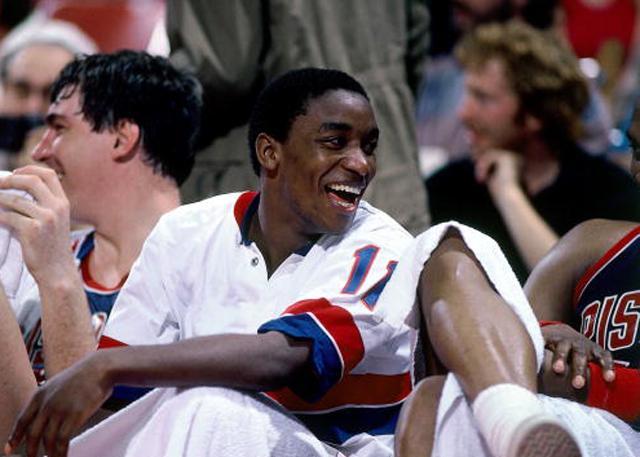 NBA编年史之1987-1989:坏小子军团登场
