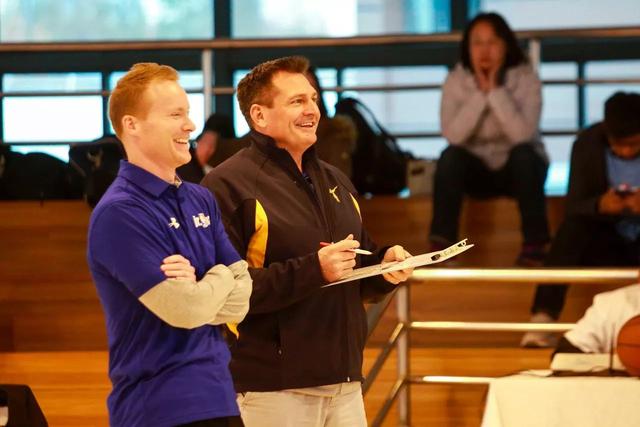 【筑梦人说】协和国际教练John Furth和Ben Compton