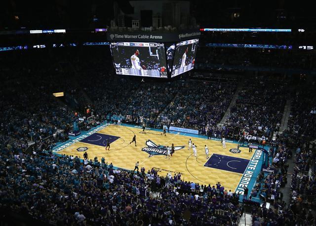 NBA官方宣布取消夏洛特2017全明星举办权