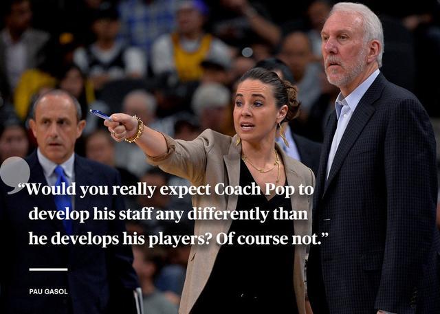加索尔亲笔:关于女性教练的一封公开信