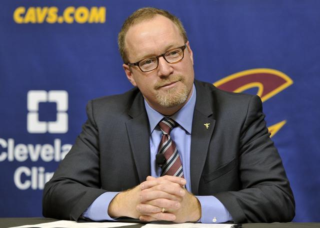 大卫-格里芬离任 因涨薪增权要求被拒绝