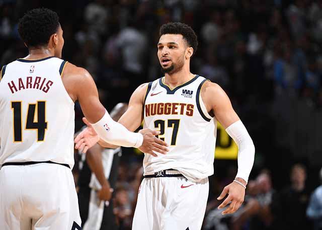 末节独砍21分造逆转 穆雷:全队都很信任我 NBA新闻