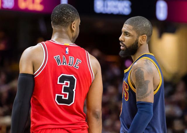 韦德评骑凯交易:NBA就是这么奇妙