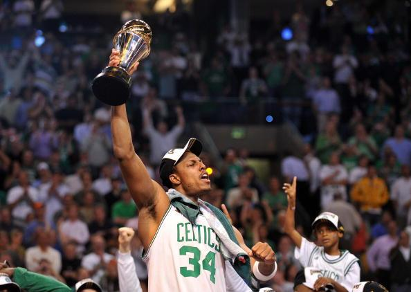 皮尔斯:最后一次造访波士顿定会百感交集