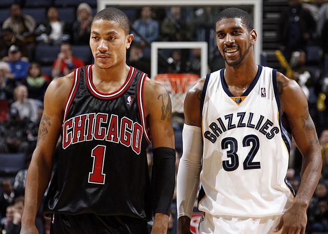 高中宿敌:那些曾让罗斯等人苦苦追赶的球员_NBA中国官方网站