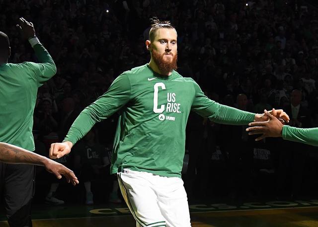 贝恩斯:果断留守波士顿 盼能实现终极目标