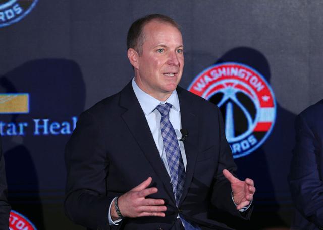 奇才GM:其他队渴望得到比尔 而我们正享受