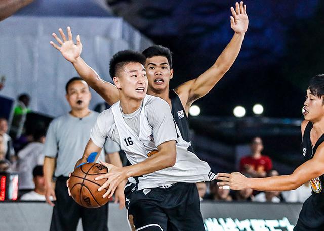NBA 5v5 I 何昊天当选2019 NBA 5v5 最具潜力球员 即将开启NBA G League试训之旅