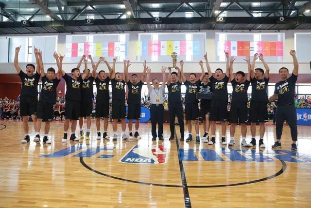 Jr. NBA助力四川省校园篮球火热进行!