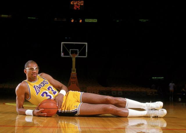 NBA50大明星:卡里姆-贾巴尔(Kareem Abdul-Jabbar)