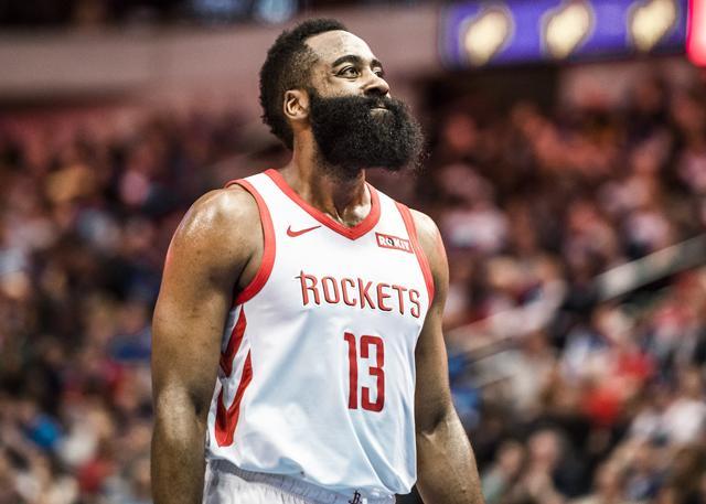 NBA大数据:砍分狂人 上季哈登是MVP季升级版?