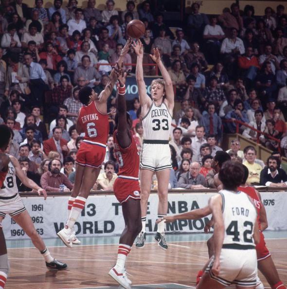 NBA50大球星之伯德:驰骋云端的大鸟