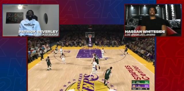 NBA 2K锦标赛首日综述:杜兰特首轮出局