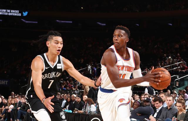 纽约德比新人出色 篮网客场战胜尼克斯