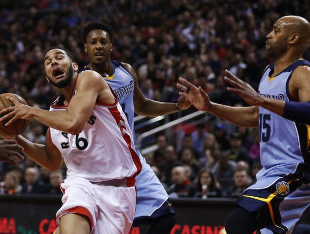 文斯-卡特——加拿大篮球的领路人